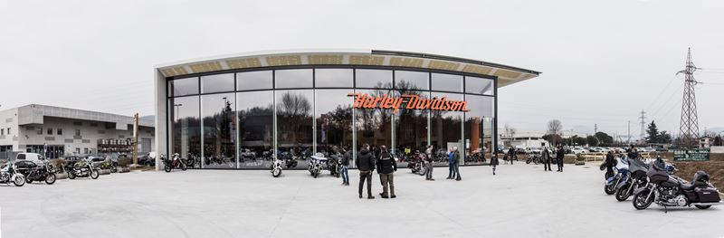 Harley-Davidson Bergamo