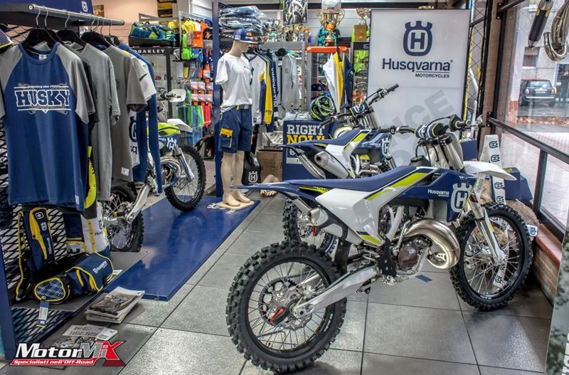 Elenco concessionari Husqvarna - Moto.it