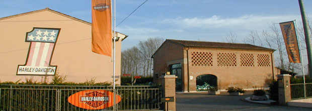 Harley-Davidson Mantova