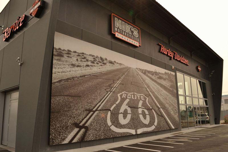 NIK'S Harley-Davidson