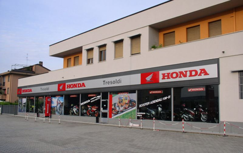 Elenco Concessionari Honda Motoit