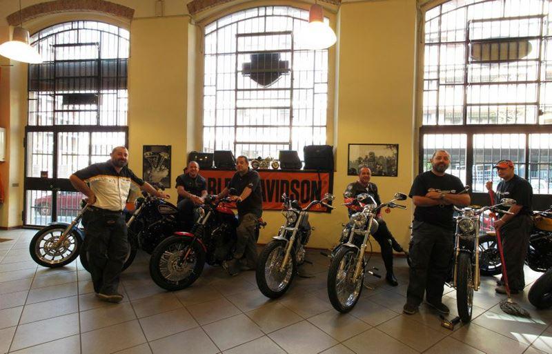 Taddy's Harley-Davidson Milano
