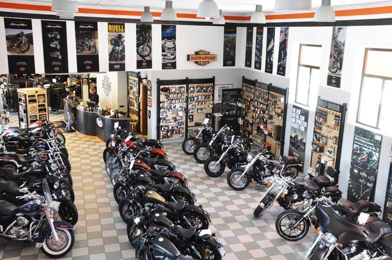 Harley-Davidson Alba