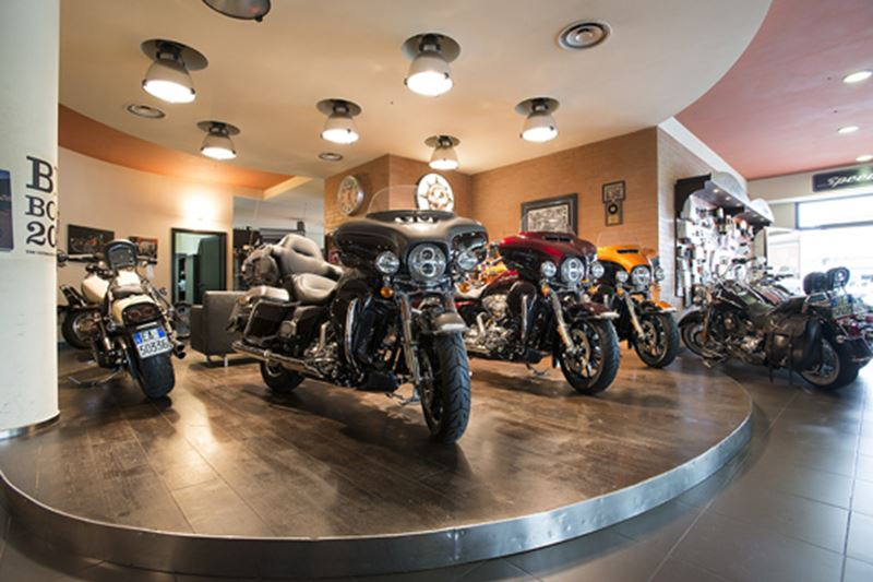 Harley-Davidson Speed Shop