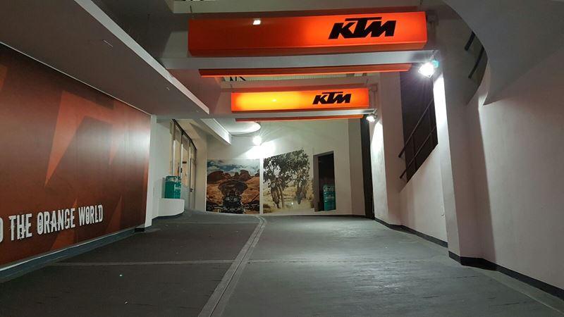 P&D KTM
