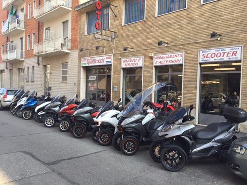 Quattrocchi Moto