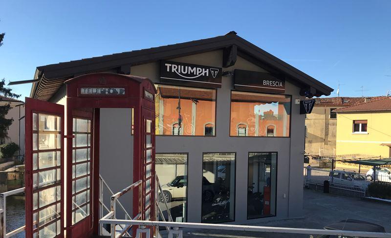 elenco concessionari triumph - moto.it