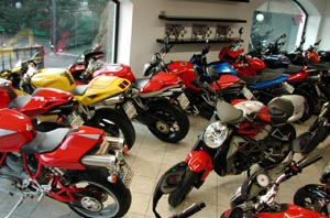 Paronelli Motorcycles S.a.s