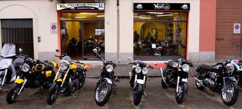 Motocicli Speciali