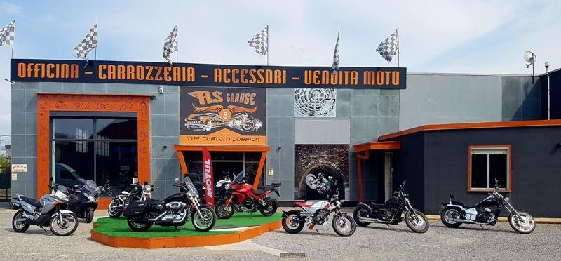 R.S. Garage
