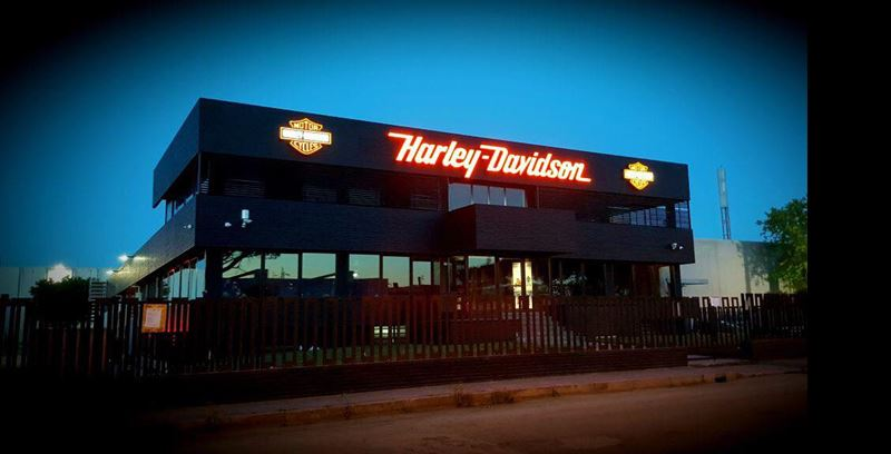 Harley-Davidson Motorfan Riccione