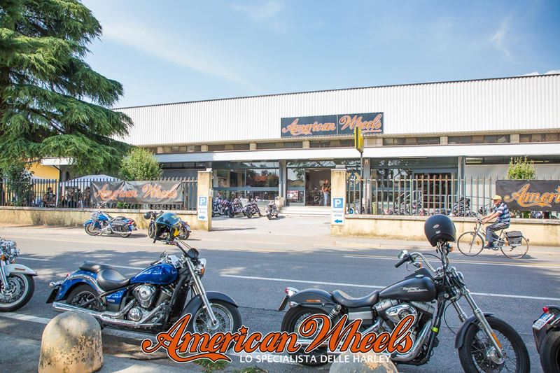 Accessori Harley-Davidson AmericanWheels.it
