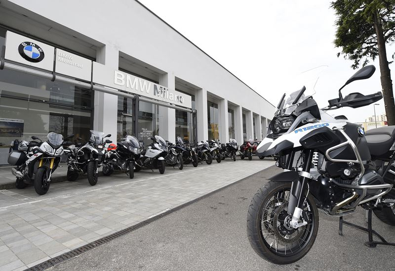 BMW Motorrad Milano