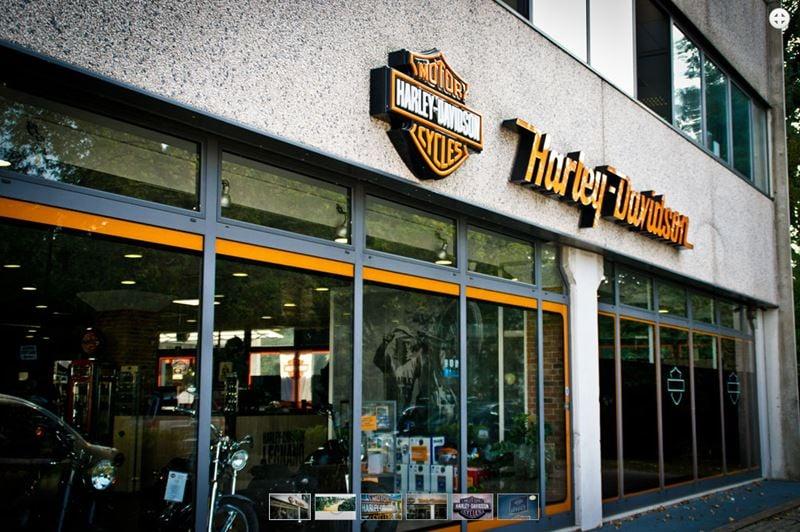 Harley-Davidson Legnano