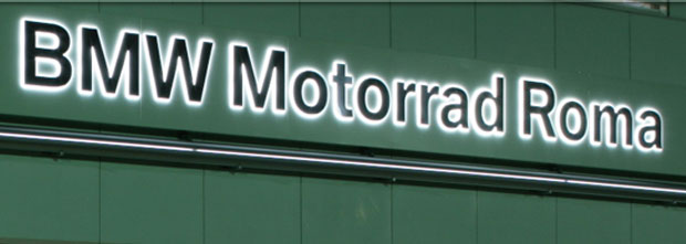 BMW Motorrad Roma
