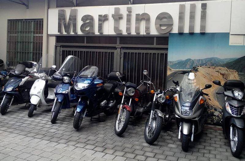Martinelli Moto