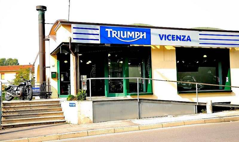 Triumph Vicenza