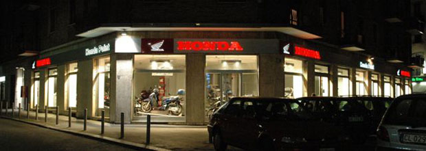 Honda Point